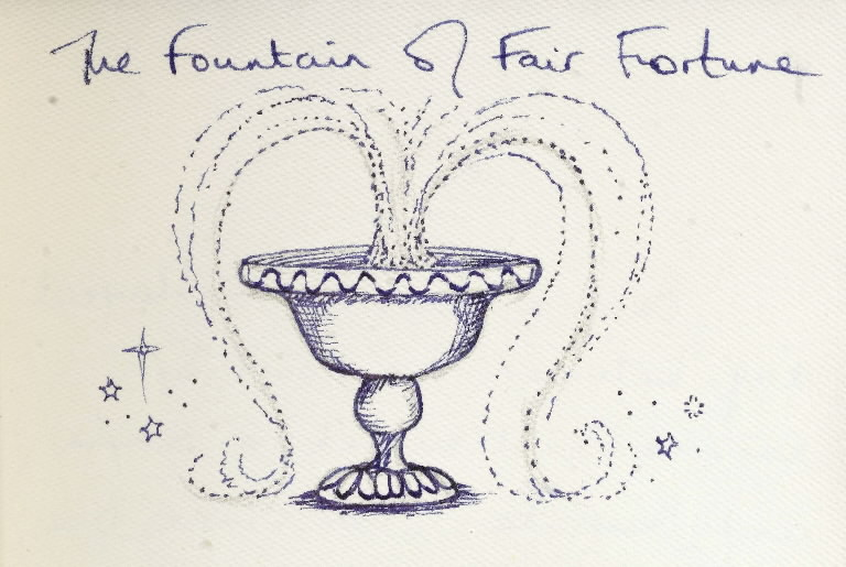 The Foutain of Fair Fortune