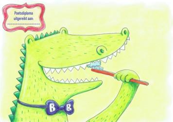 krokodil A4