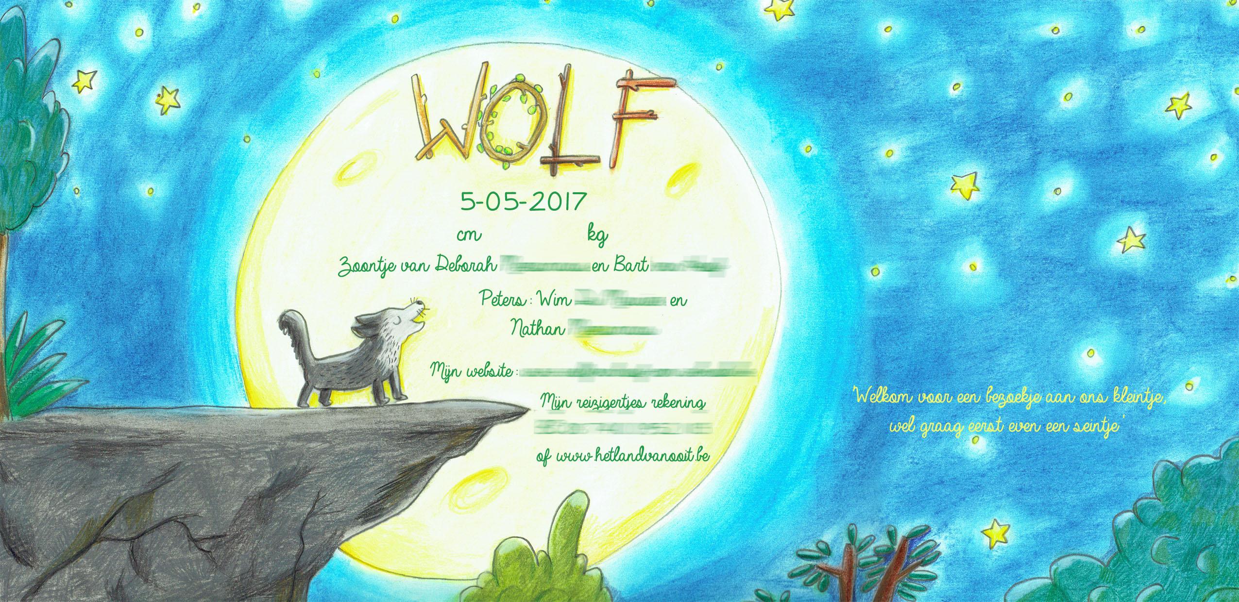 achterkant wolf tekst
